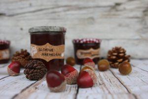 Slivova marmelada brez sladkorja
