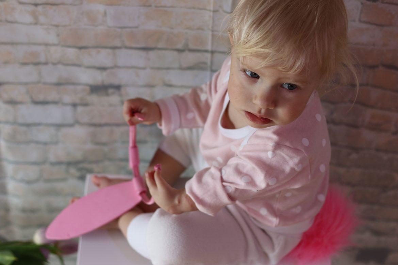 Velikonočno fotkanje otrok doma