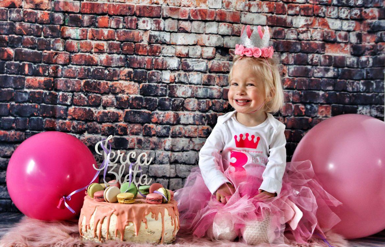 Jerčin 3. RD - praznovanje otroškega rojstnega dne