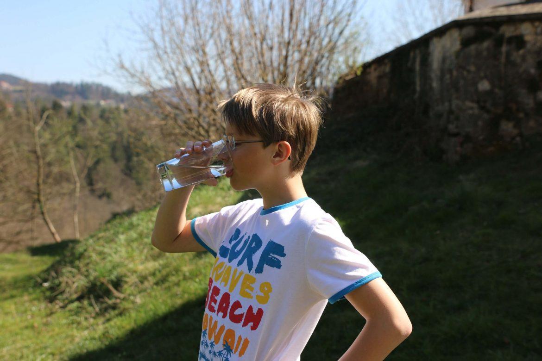 Vsaka kapljica šteje, varčujmo z vodo