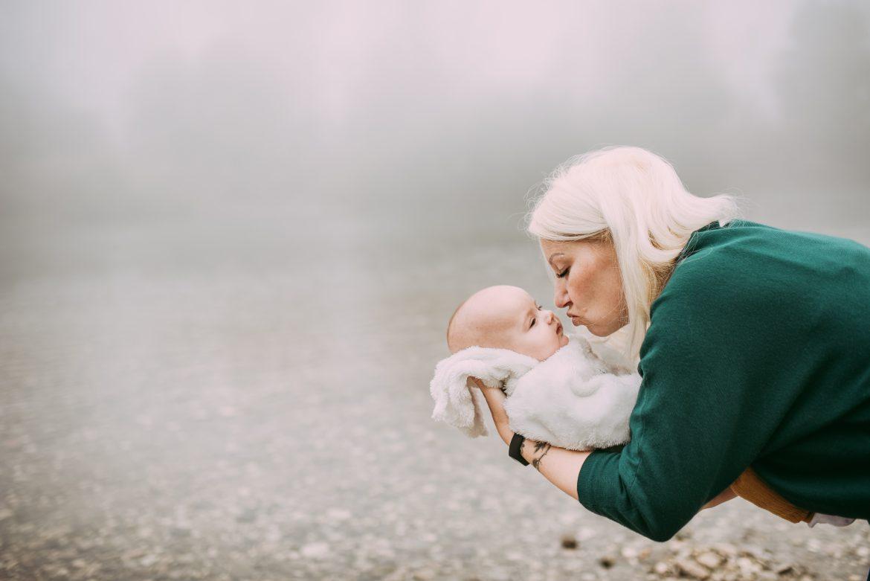 Mami z objektivi in njena najlepša fotka