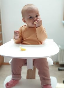 Jagoda na stolčku Nomi
