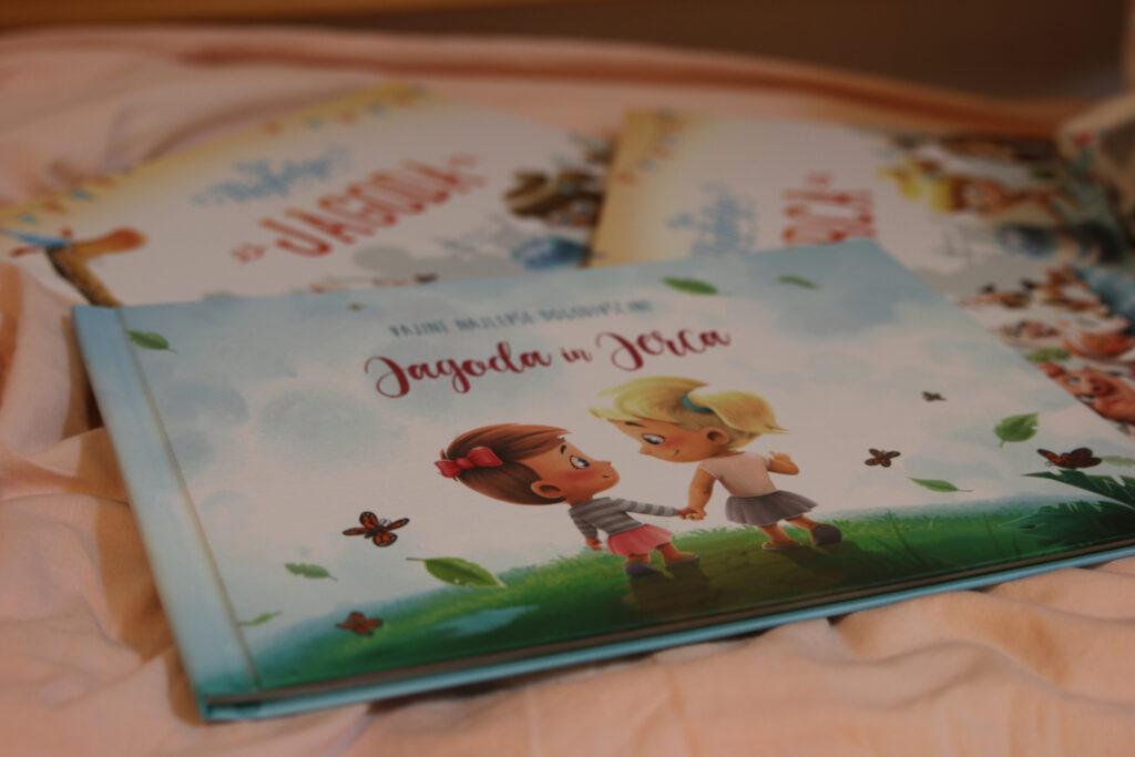 Naša družina je nad knjigami Malih junakov navdušena