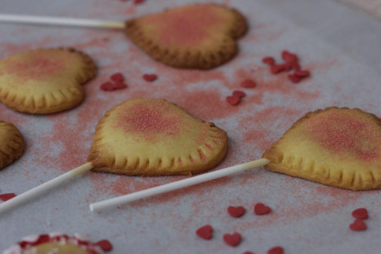 Valentinove pite na palčki